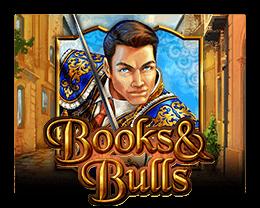 book and bulls slot