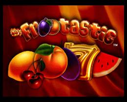 Hot Frootastic slots