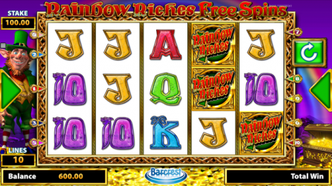 Rainbow-Riches-Free-Spins-Slot-Review