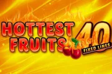 hottest-fruits-40-slot-logo