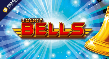 liberty-bells-merkur-gaming-slot-game-logo