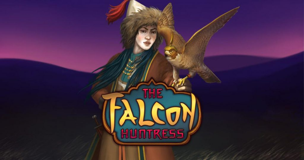 The Falcon Huntress Slot Machine