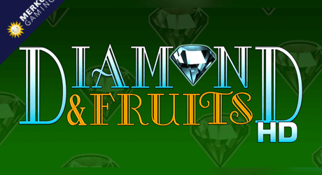 diamond-and-fruits-merkur-gaming-slot-game-logo
